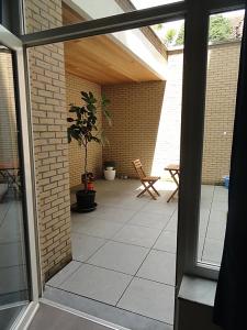 Studentenresidentie Mechelen Egmont - Terras