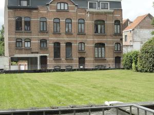 Studentenresidentie Mechelen Egmont - achterkant