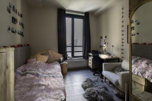 brusselse kamer gemeenschappleijk sanitair