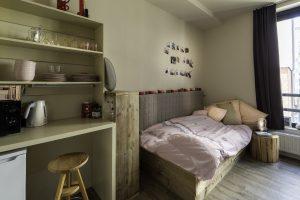 brusselse kamer gemeenschappleijk sanitair zicht 2