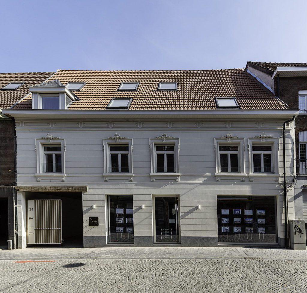 Kwalis Studentenresidentie Diestsestraat Leuven